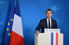 Macron: 14 ország támogatja a francia-német elosztási mechanizmust
