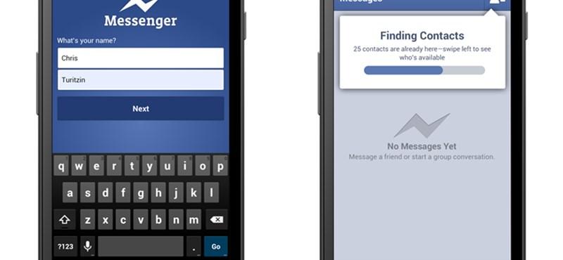 Megszállta mobilunkat a Facebook