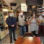 Győrben díjat osztottak a fenntarthatóan működő vendéglátóhelyeknek