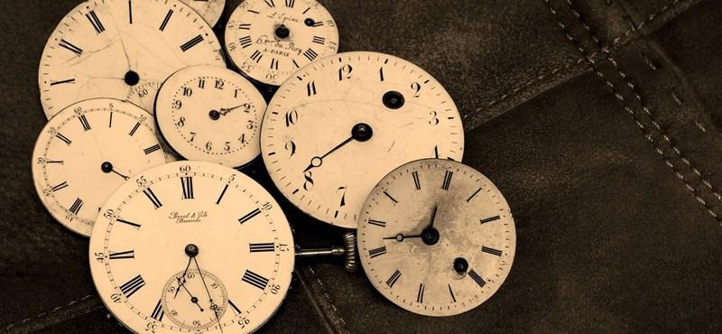 """Orosz tudósok """"visszaforgatták"""" az időt"""