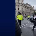 Karambolozott Boris Johnson, egy embert letartóztattak