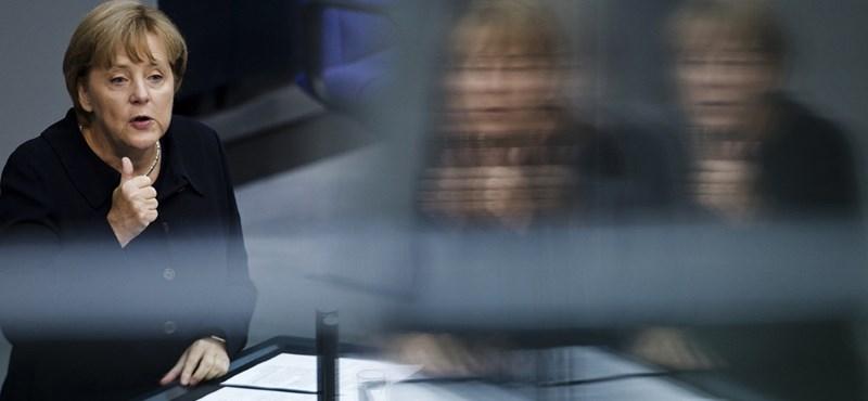 Merkel: még nincs meggyőző terrorellenes stratégia