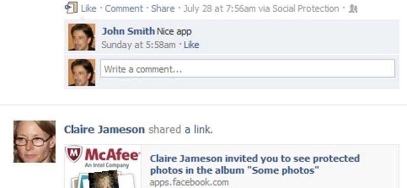 Így garantáltan nem lopják le facebookos fotóit