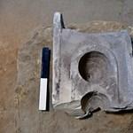 2000 éves folyadékmérő kőtáblát találtak Jeruzsálemben