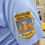 Közterület-felügyelőket köptek le és ütöttek meg Budapesten
