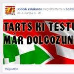 Galéria: hungarista propaganda, antiszemita uszítás a Jobbik közösségi oldalain