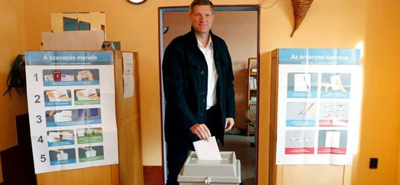 A Fidesz és az ellenzék jelöltje is szavazott már Pécsen