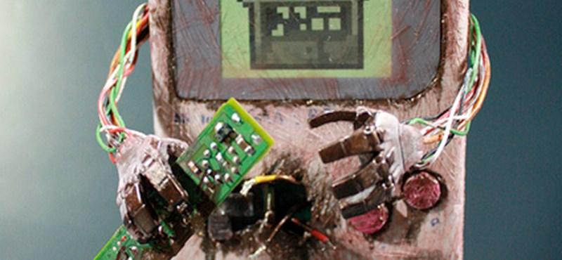 Zombi Game Boy zaklatja tulajdonosát