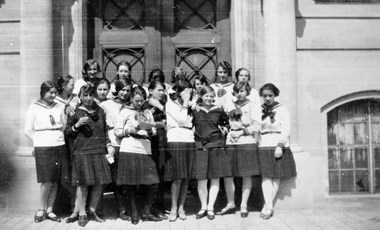 A soproni és a miskolci valaha egy egyetem volt: régi fotók