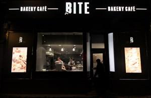 Bite Bakery Café - új magyar kávézólánc - kávézó,