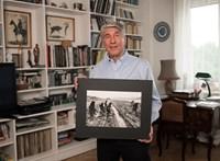 Magyar fotós életművéből nyílik kiállítás Rómában