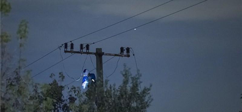 Megdőlt az áramfogyasztás rekordja Magyarországon