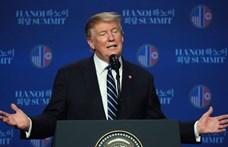 Trump bejelentette, újraindul az elnökválasztáson