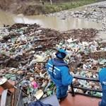 Nehézfémszennyezés érkezik a Szamoson Romániából