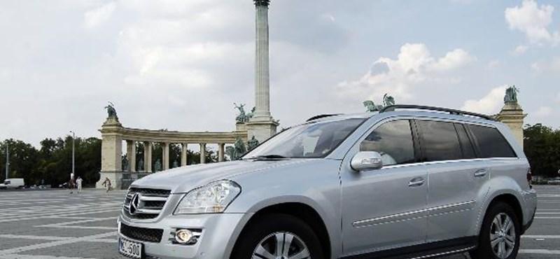 A terepjáró gyártást is Kecskemétre hozza  a Mercedes?