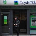 Brexit-mellékhatás: Háromezer embert rak ki a Lloyds bank