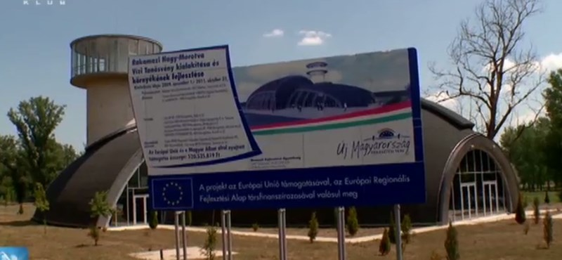 Félmilliárdot költött el a fideszes városvezetés egy üres épületre