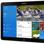 Íme a Samsung új, erős táblagépeinek árai
