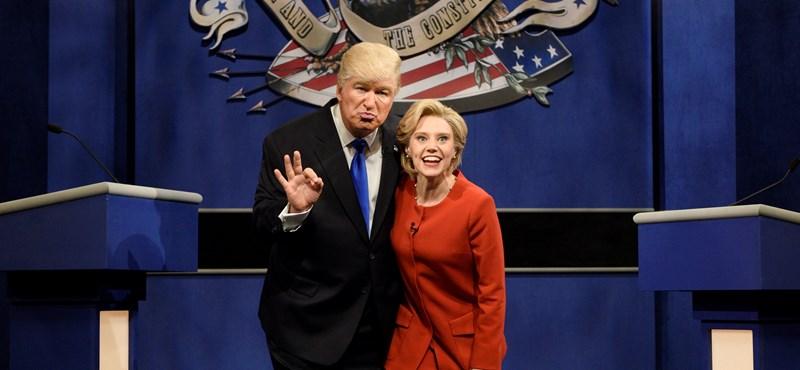 Trump-paródiák vitték a prímet az Emmy-gálán