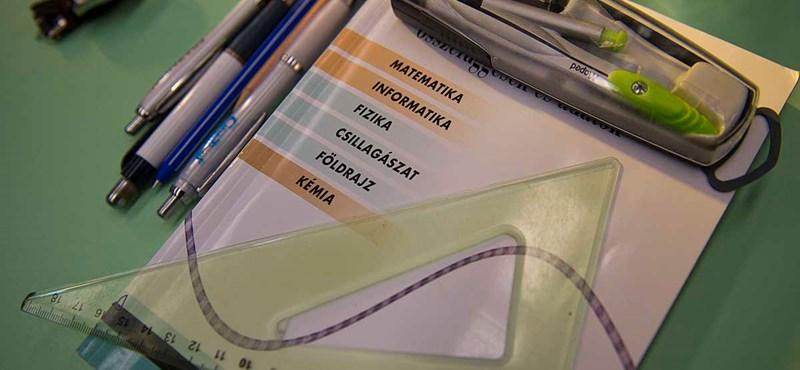 Gyakoroljatok velünk a matekérettségire: előkészítőnk ötödik része