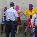 Pussy Riot: keresztfűrészeléssel tiltakoznak Oroszországban is