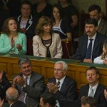 A parlament megválasztotta államfőnek Áder Jánost