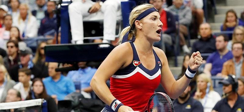 Elődöntőbe jutottak Babosék az Australian Openen