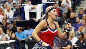 Babos Melbourne-ből: Azt javasolják, hogy az állatokat se engedjék ki, a teniszezőknek meg játszani kell