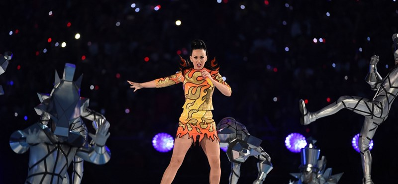 Katy Perry a legjobban kereső énekesnő