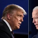 A koronavírusos Trump miatt virtuális lesz a második elnökjelölti vita az USA-ban