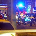 Egy 21 éves újpesti járőr halt meg a rendőrautók balesetében