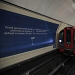 Elmarad a londoni metrósztrájk