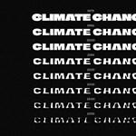 Elkészült a klímaválság betűtípusa