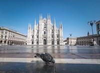 Kritikus a helyzet Milánóban és Nápolyban, azonnali lezárást sürgetnek