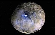 Nem várt anyagra bukkantak kutatók a Ceres törpebolygón