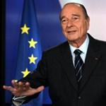 Chirac feljelentést tesz az afrikai kenőpénzek ügyében