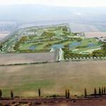 A befektető csődje miatt terv maradt a golfcentrum