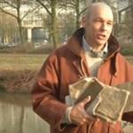 Kannabiszból csináltak hidat a holland egyetemisták