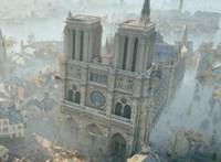 A notre-dame-i tűz miatt ingyen adja a Párizsban játszódó Assassin's Creed játékot a Ubisoft