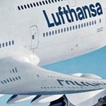Akár felére is csökkentheti járatainak számát a Lufthansa