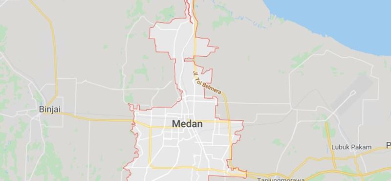 Öngyilkos merénylő robbantotta fel magát Indonéziában