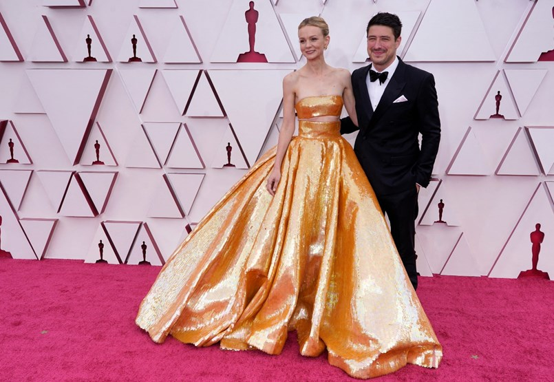 The stars have arrived, and the party has begun - 2021 Oscars live broadcast