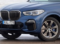 Nagy test, kis szív: 2 literes dízelmotor a BMW X5-ben