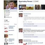 Gyurcsány Ferenc eltűnt a Facebookról