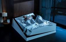 Elkészült az ágy, amin mindig jót aludhat az ember, akkor is, ha a másik átmászik a térfelünkre