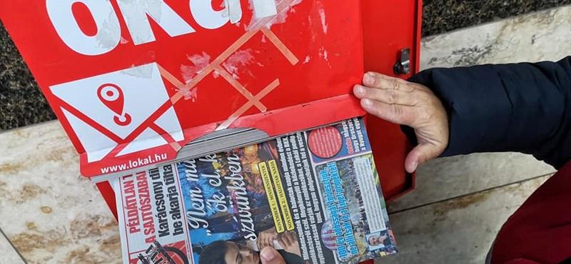 A pestszentlőrinci polgármester feljelenti a Lokált rémhírterjesztésért