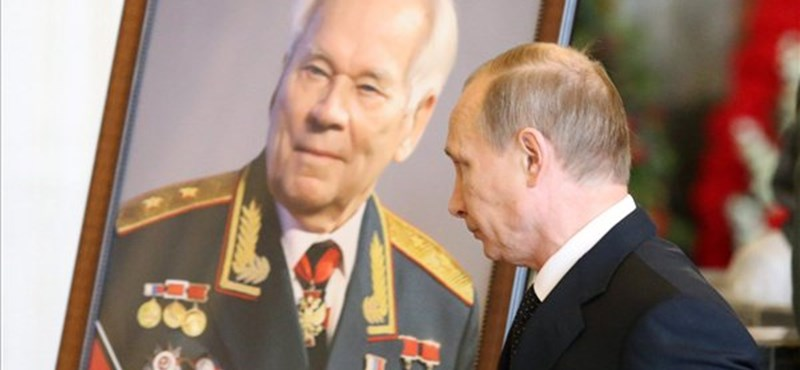 Eltemették a 20. század egyik leghíresebb oroszát
