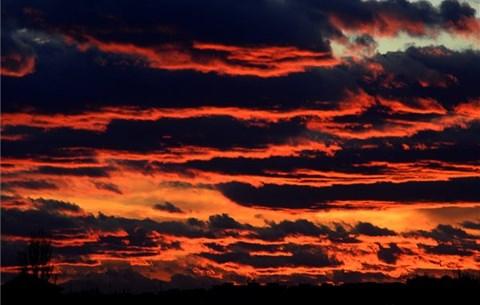 nézze meg a naplementét
