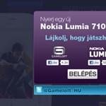 Nokia Lumia 710-es telefont nyerhet