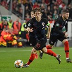 A horvát fociválogatott Wales ellen javított